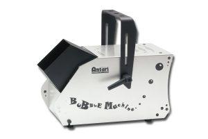 Antari B-100 Seifenblasenmaschine Geräteansicht seitlich