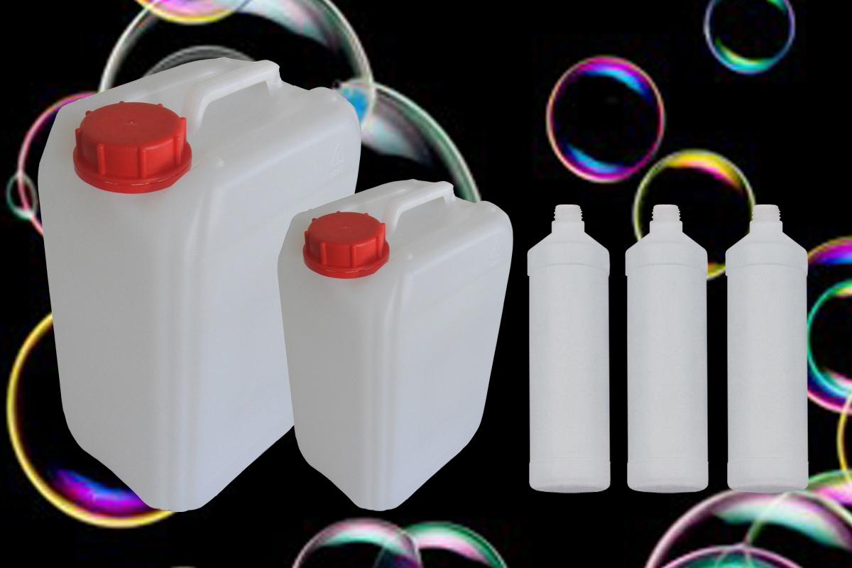 Qualitäts-Seifenblasenfluid für MEGA Seifenblasen