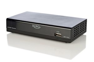 HD Mediaplayer / DVB-T Receiver