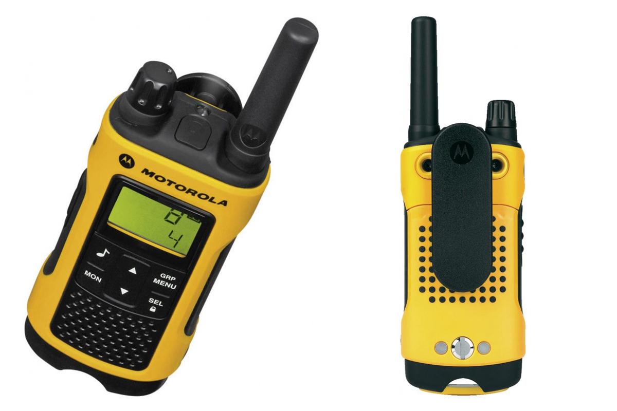 Funkgerät Motorola TLKR T80 Extreme für die perfekte Organisation Ihrer Veranstaltung
