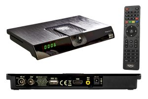 HD Mediaplayer / DVB-T2 Receiver