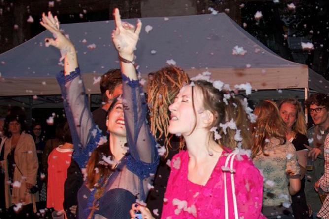 Klein aber OHO - Der ultimative Schnee-Effekt für Ihre kleinere Veranstaltung